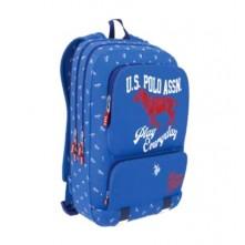 U.S Polo Okul Çantası Plçan20191 Mavi