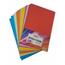 Puti Renkli Kağıt Fotokopi Kağıdı 100'Lü