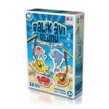 Ks Games Balık Avı Oyunu 16 Parça