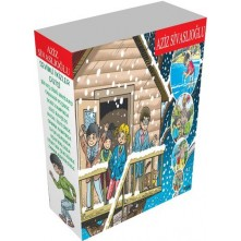 Özyürek Sevimli İkizler Dizisi Hikaye Seti 10Lu 2.3.4.sınıflar