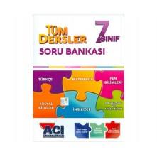 Açı 7.Sınıf Tüm Dersler Soru Bankası
