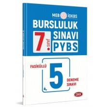 Data 7.Sınıf Pybs Bursluluk Sınavı Deneme 5Li