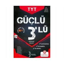 Tonguç Bilinçsel TYT Güçlü Deneme Sınavı 3 lü