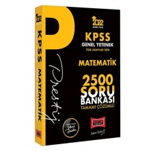 Yargı Kpss Matematik Prestij Serisi Tamamı Çözümlü 2500 Soru