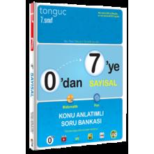 Tonguç 7.Sınıf 0'dan 7'ye Sayısal Konu Soru
