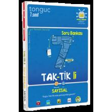Tonguç 7.Sınıf Tak-Tikli Sayısal Soru Bankası