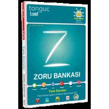 Tonguç 5.Sınıf Tüm Dersler Zoru Bankası
