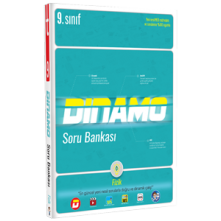 Tonguç 9.Sınıf Dinamo Fizik Soru Bankası