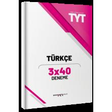 Tonguç Marka Tyt Türkçe 3X40 Deneme