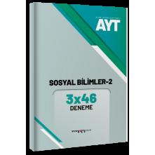 Tonguç Marka Ayt Sosyal Bilimler-2 3X46 Deneme