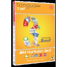 Tonguç 3.Sınıf Akıl Haritaları Seti
