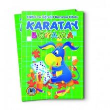 Karatay Boyama 128 Sayfa 19X27