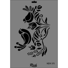 Rich Stencil Xl New 375