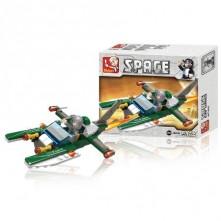 Sluban Space Mini Uçak Lego 79 Parça