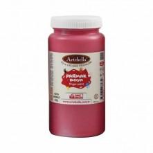 8205500 Artebella Parmak Boya 500 cc Kırmızı