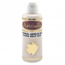Artebella Akrilik Boya 3039130 Sahra Beji 130 ml